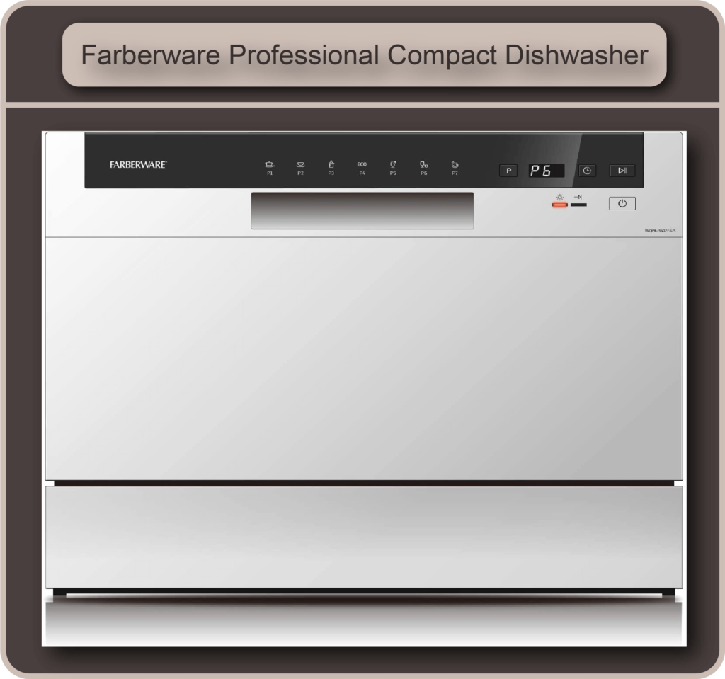 Faberware-FCD06 Dishwasher