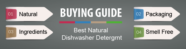 Infographic Buying Guide Best Natural Dishwasher Detergent