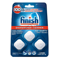 4-Finish In-Wash Dishwasher Cleaner