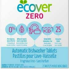 best automatic dishwasher detergent for soft water