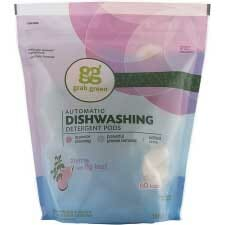 best dishwasher soap for soft water