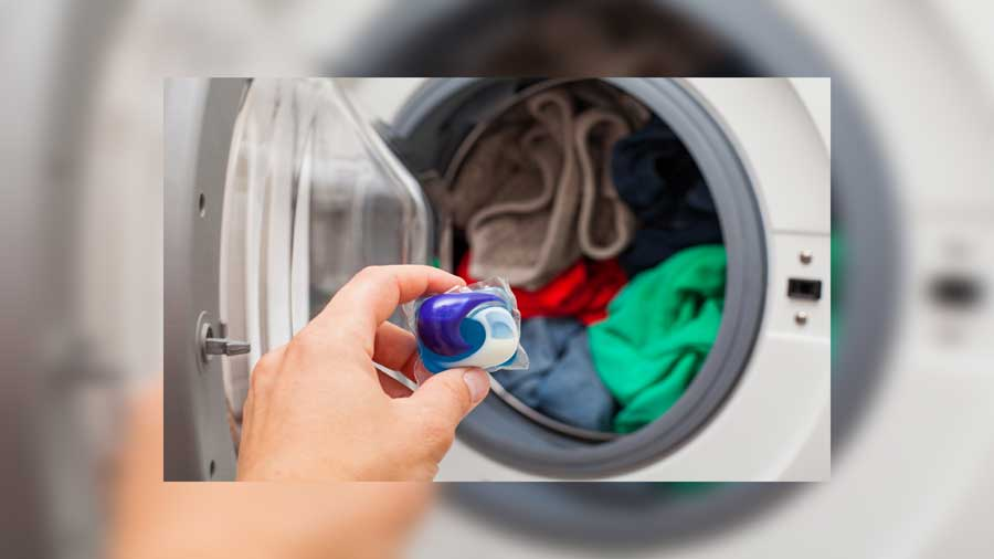 Can you use dishwasher pods for laundry
